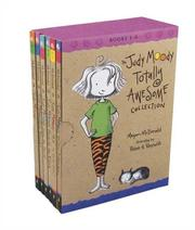 Cover of: The Judy Moody Totally Awesome Collection (Judy Moody) by Megan Mcdonald