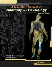 Cover of: A Laboratory Textbook of Anatomy and Physiology (Cat Version) | Anne B. Donnersberger