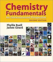 Cover of: Chemistry fundamentals by Phyllis Buell