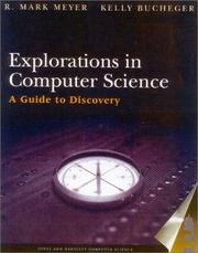 Cover of: Explorations in Computer Science | Mark Meyer