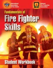 Cover of: Fundamentals of Fire Fighter Skills Workbook | National Fire Protection Association.