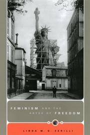 Cover of: Feminism and the Abyss of Freedom (Women in Culture and Society) | Linda M. G. Zerilli