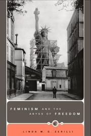 Cover of: Feminism and the Abyss of Freedom | Linda M. G. Zerilli