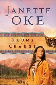 Cover of: Drums of Change (Women of the West #12) | Janette Oke
