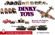 Cover of: Dinky toys | Edward Force, Dinky Toys