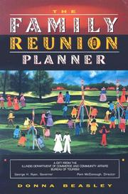 Cover of: The Family Reunion Planner | D. Beasley