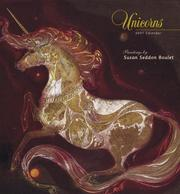 Cover of: Unicorns 2007 Calendar by Susan Seddon Boulet