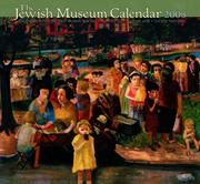 Cover of: The Jewish Museum 2008 Calendar | Jewish Museum (New York)