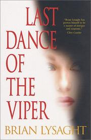 Cover of: Last dance of the viper | Brian Lysaght