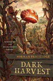 Cover of: Dark Harvest | Norman Partridge