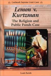 lemon vs kurtzman digest Ebscohost serves thousands of libraries with premium essays, articles and other content including lemon v kurtzman get access to over 12 million other articles.