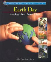 Cover of: Earth Day by Elaine Landau
