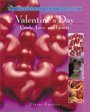 Cover of: Valentine's Day | Elaine Landau
