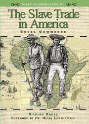 Cover of: The Slave Trade in America | Richard Worth