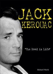 Cover of: Jack Kerouac by Richard Worth