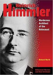 Cover of: Heinrich Himmler by Richard Worth