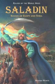 Cover of: Saladin | Richard Worth