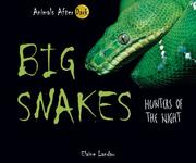Cover of: Big Snakes | Elaine Landau