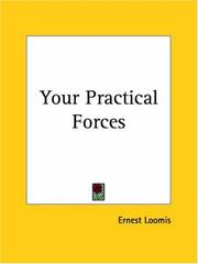 Cover of: Your Practical Forces | Ernest Loomis
