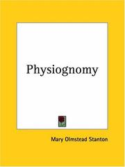 Cover of: Physiognomy | Mary Olmstead Stanton