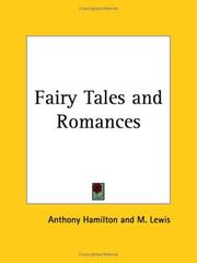 Cover of: Fairy Tales and Romances | Anthony Hamilton