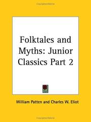 Cover of: Folktales and Myths | Charles W. Eliot