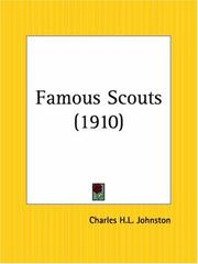 Cover of: Famous Scouts | Charles H. L. Johnston