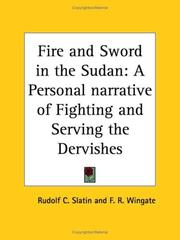 Cover of: Fire and Sword in the Sudan | F. R. Wingate