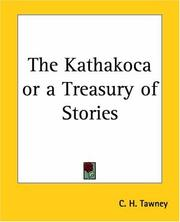 Cover of: The Kathakoca Or A Treasury Of Stories | C. H. Tawney