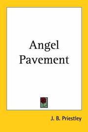 Cover of: Angel Pavement | J. B. Priestley