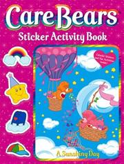 Cover of: Care Bears Sunshiny Day Sticker Activity Book | Modern Publishing