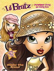 Cover of: Lil' Bratz Jumbo Coloring Book, Hitting' The Scene!  by Modern Publishing | Modern Publishing