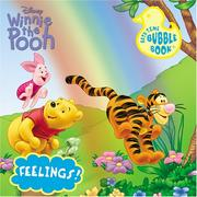 Cover of: Disney Winnie the Pooh Bath Book Feelings (Disney Bath Time Bubble) | Modern Publishing