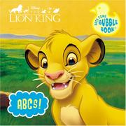 Cover of: Disney Lion King Bath Book (Disney Bath Time Bubble) | Modern Publishing