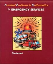 Cover of: Practical Problems in Mathematics for the Emergency Services | Thomas Sturtevant