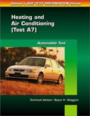 Cover of: ASE Test Prep Series -- (A7) | Delmar Publishers