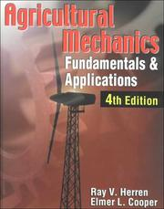 Cover of: Agricultural Mechanics | Dr. Ray V. Herren