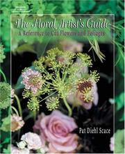 Cover of: The Floral Artist's Guide | Pat Diehl Scace