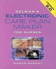 Cover of: Delmar's Electronic Care Plan Maker CD-ROM, Version 2.0 | Susan Sheehy