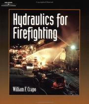 Cover of: Hydraulics for Firefighting by William Crapo