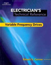 Cover of: Electrician's Technical Reference | Robert Carrow
