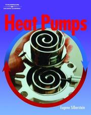 Cover of: Heat Pumps by Eugene Silberstein