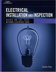 Cover of: Electrical Installation and Inspection | Charles Trout