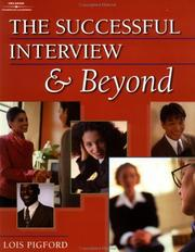 Cover of: The Successful Interview & Beyond by Lois Pigford