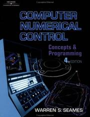 Cover of: Computer Numerical Control | Warren Seames