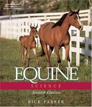 Cover of: Equine Science | Ph.D., Rick Parker