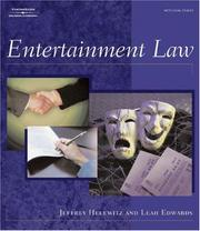 Cover of: Entertainment Law (West Legal Studies) | Leah K Edwards