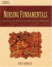 Cover of: Nursing Fundamentals | Rick Daniels