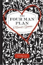 Cover of: The four man plan | Cindy Lu