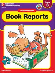 Cover of: Book Reports by Sara Freeman
